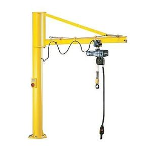 CE Approved Freestanding Type Jib Cranes pictures & photos