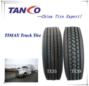 DOT/Smartway Verified Truck Steer/Drive/Trailer Tire (11r22.5 295/75r22.5 11r24.5 285/75r24.5) pictures & photos
