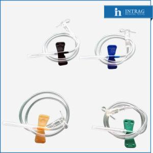 Disposable Scalp Vein Set Luer Slip pictures & photos