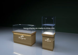 Jewelry Showcase, Jewelry Display Kiosk pictures & photos