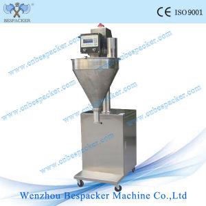 Semi-Auto Screw Blanking Powder Filling Machine (FLG series) pictures & photos