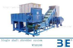 Plastic Film Shredder/Single Shaft Shredder/ Plastic Shredder Machine pictures & photos