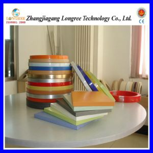 Professional PVC Edge Banding 2mm and 1mm and 0.45mm pictures & photos