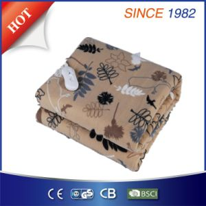 Overheat Protection Electric Blanket with Ce GS Certificate pictures & photos