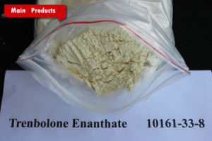 Legal Injectable Bodybuilder Muscle Building Steroids Yellow Powder Trenbolone Enanthate pictures & photos