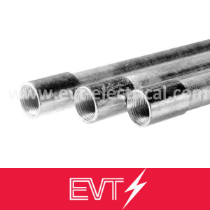UL6 ANSI C80.1 Steel Electrical Pre-Galvanized/HDG Rigid Conduit/Rgd Conduit/Rgs Conduit pictures & photos