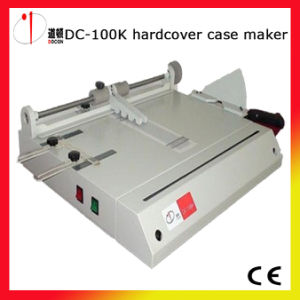 A3 Case Making Machine DC-100k Hardcover Case Maker pictures & photos