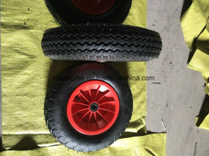 Hand Truck Pneumatic Rubber Wheel pictures & photos
