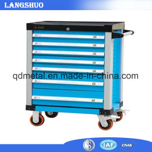 High Quality Roller Tool Cabinet with Tools pictures & photos