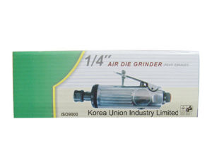 """Front Exhaust Die Grinder Sanding Disc Cfm 1/4"""" (6mm) Air Grinding Tool pictures & photos"""