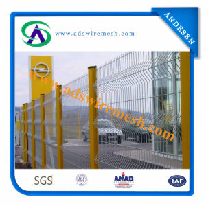 3.0/4.0mmx200mmx50mm Welded Wire Mesh Fence pictures & photos
