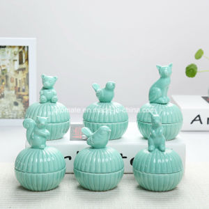 Wedding Gift Ceramic Jewelry Box (CC-04) pictures & photos