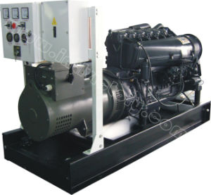 10kVA~160kVA Deutz Air-Cooled Brushless Diesel Generator with CE/Soncap/Ciq Certifications pictures & photos