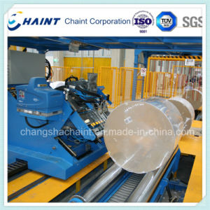 Paper Roll Stretch Wrapping Machine pictures & photos