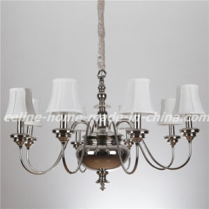 Modern Project Lobby Decoration Iron Pendant Light Chandelier (SL2093-8) pictures & photos