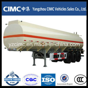 Hot! Factory Supply 30-60m3 Trailer Mounted Fuel Tanks pictures & photos