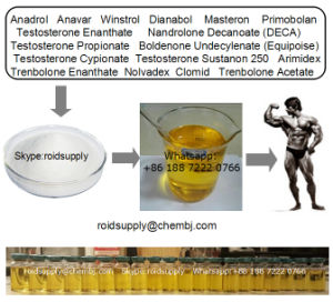 Powerful Anabolic Raw Steroid Hormone Powder Nandrolone Decanoate Deca pictures & photos