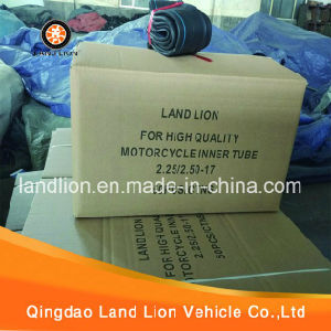Manufacture Natural Rubber Inner Tube for Motorcycle Tires 3.00-14, 2.75-14, 3.50-10 pictures & photos