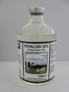 Novalgin/Analgin/Metamizole Sodium 50% Injection (WM 007) pictures & photos