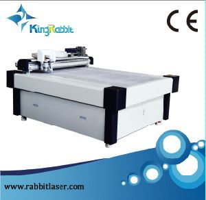 Ods-1511 Leather Cutting Machine with Oscillating Knife pictures & photos