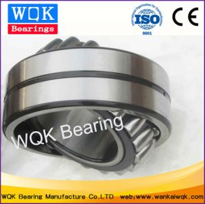 Wqk Bearing 23218 Cc/W33c3 Steel Cage Spherical Roller Bearing pictures & photos