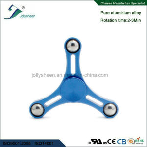 Very Hot Sales Tri Leaves of Sexy Waist Alloy Hand Spinner Fidget Spinner Finger Spinner pictures & photos