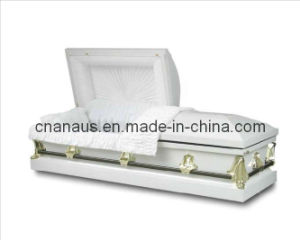 US Style 20ga Steel Casket (2051012) pictures & photos