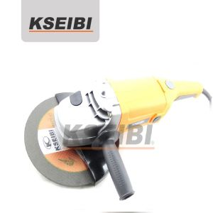 Kseibi Portable Electric Angle Grinder with Twist Handle/180mm pictures & photos