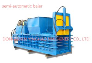 Semi-Automatic Baler