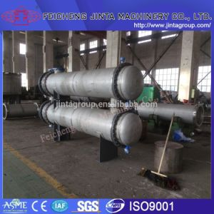 Professional&Newest Titanium Shell Tube Heat Exchanger Equipment Price pictures & photos