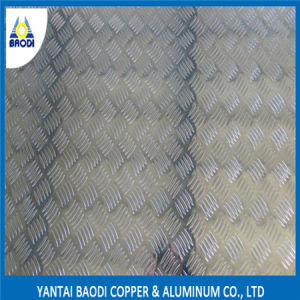 Aluminum Checkered Plate 1050/1060/1100 pictures & photos