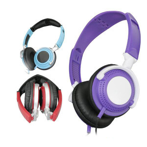 Colorful Portable Headphone/ Fashion Foldable Headphone, Headset (YFD05)