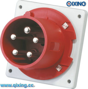 63A Three Phase Industrial Plug with CE Certification (QX1688) pictures & photos