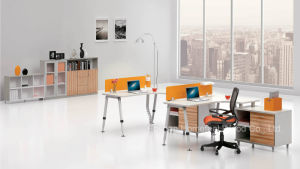New Color Office Furniture Workstation with Partition Screen (HF-A12) pictures & photos