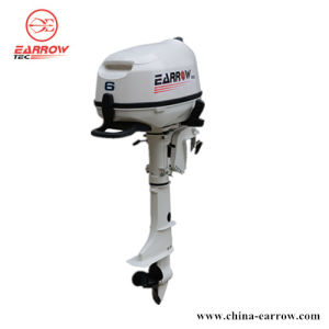 Outboard Motor 6HP 4 Stroke for Sail pictures & photos