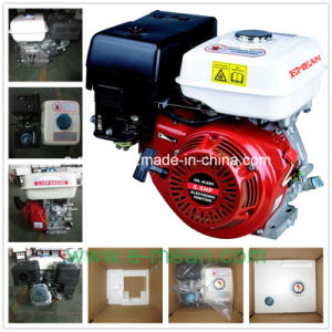4 Stoke Air Cooling Single Cylinder Gasoline Engine 5.5HP pictures & photos