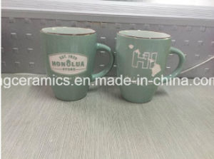 Laser Engraved Ceramic Mug pictures & photos