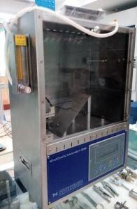 45 Degree Flammability Test Equipment ASTM D1230 ISO 8124-2 pictures & photos