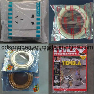 Soap Packaging Machine with Auto Feeder pictures & photos
