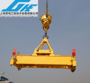 Hydraulic Automatic Rotating Electric Container Spreader pictures & photos