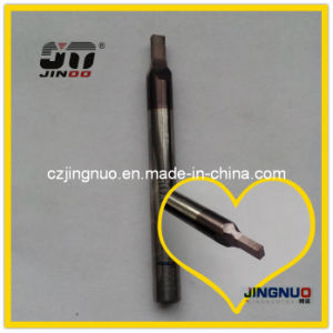 Tungsten Carbide Uncoated High Speed Square Hole Drill Bits pictures & photos