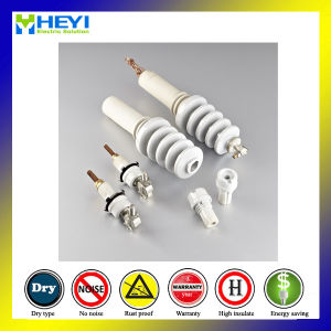 Porcelain Secondary Bushing for Pole Power Transformer pictures & photos