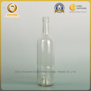 Factory Wholesale High Quality 750ml Empty Wine Bottle with Screw Cap (350) pictures & photos