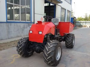 Mini Palm Dumper for Sale pictures & photos