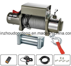 Truck Winch Sic10000 with CE pictures & photos