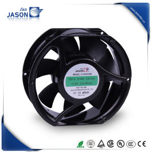 Shaded Pole Motor AC Axial Fan (FJ15052AB) pictures & photos