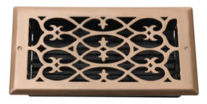 Air Grille, Victorian Style Floor Register, (FR-VA) pictures & photos