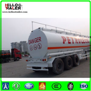 China High Quality Tri Axle 50000 Liters Fuel Tank Semi Trailer pictures & photos