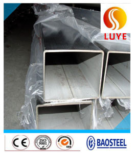 Stainless Steel Square Pipe Round Tube pictures & photos
