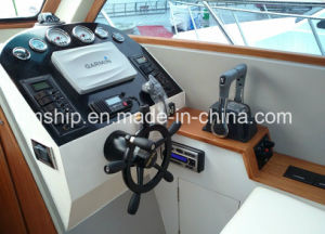 Aluminum Fishing Vessel Center Cabin Boats with Hardtop pictures & photos